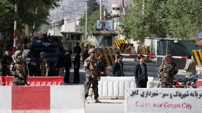 2 Ledakan Kabul Juga Tewaskan 8 Jurnalis, ISIS Klaim Tanggung Jawab