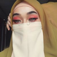 Ini Tasya Sayeed, Beauty Vlogger Indonesia Berniqab yang Jadi Kontroversi
