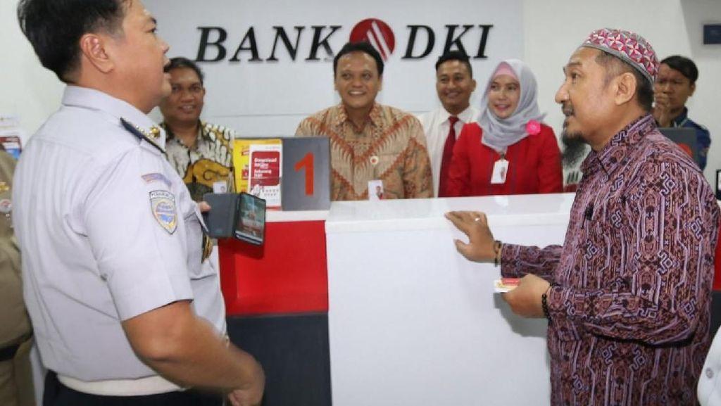 Tingkatkan Layanan Perbankan di Kawasan Terminal