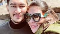Usai menikah, Syahnaz dan Jeje Govinda menghabiskan liburannya di Amerika Serikat dan Kanada. Dok. Instagram/syahnazs