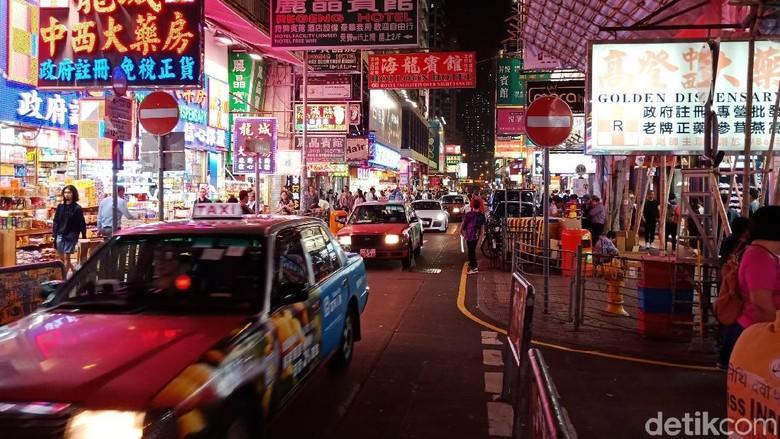 Wisata belanja di Mong Kong (Kanavino/detikTravel)
