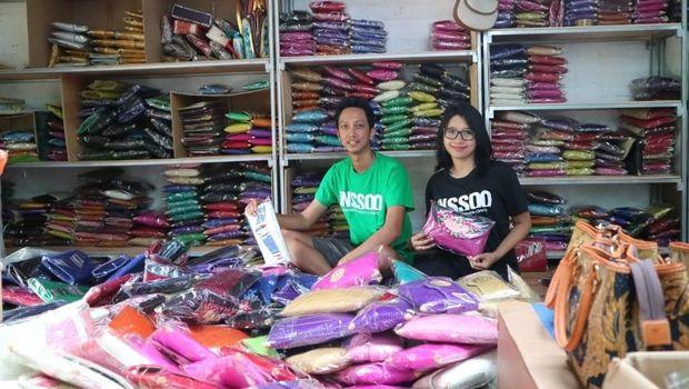 Bisnis Tas Serat Pandan, Wanita Ini Raup Omzet Rp 180 Juta