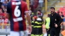 Milan Buang-buang Peluang, Gattuso Tak Puas