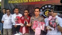 Polres Jaksel Tangkap Komplotan Pencuri Mobil