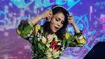 Melihat Lagi Penampilan DJ Butterfly dengan Hijab