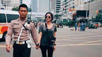Intip Olahraga Ade Firman Hakim, Pemeran Polisi yang Tilang Tito Karnavian