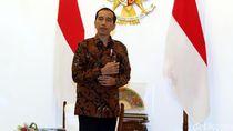 13 Dubes Negara Sahabat Serahkan Surat Kepercayaan ke Jokowi