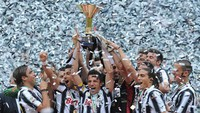 Ini Pencapaian Juventus saat Dilatih Mantan Pemainnya