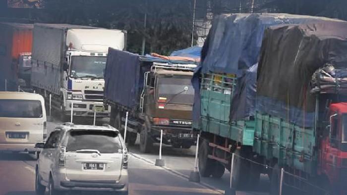 truk overload
