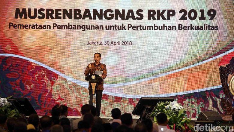 Jokowi Disengat Politik Racun Kalajengking