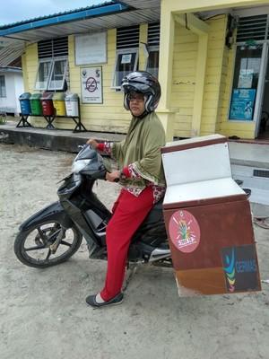 Kisah Gigih Sridayati Perangi Tuberkulosis di Pelosok Riau