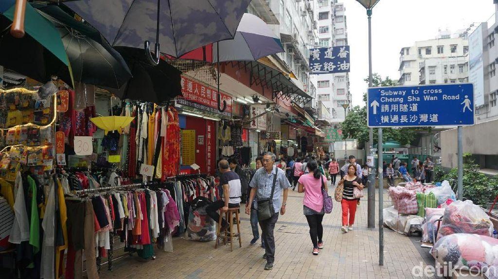 Belanja Murah di Hong Kong, Coba ke Sham Shui Po