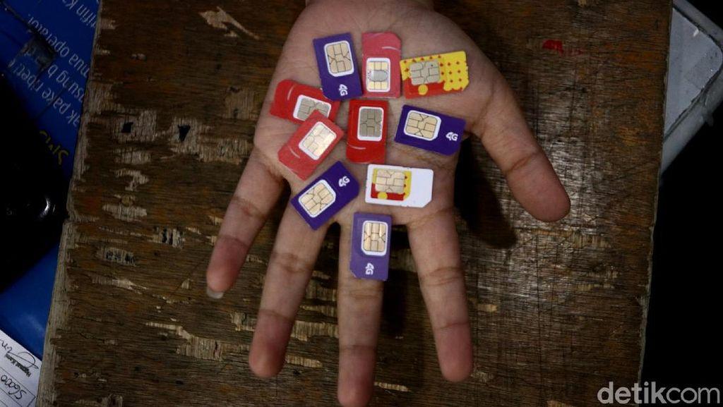 Polisi Usut Penyalahgunaan NIK Registrasi SIM Card Sembarang