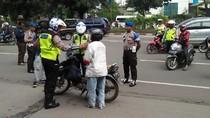 5 Hari Operasi Patuh Jaya, 4.308 Pengendara Ditilang di Jaktim