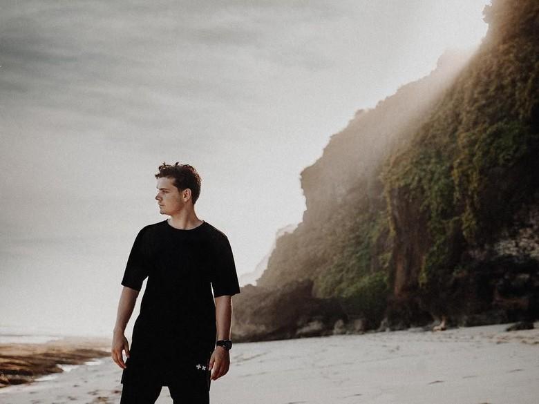 Martin Garrix menang di MTV EMAs 2019. Foto: Dok. Instagram/martingarrix