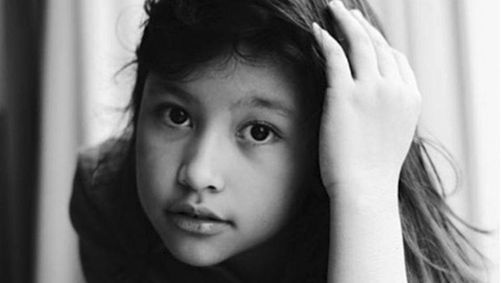 Aquene Aziz, si Cantik Putri Semata Wayang Sultan Djorghi
