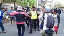 Aksi May Day di Yogya Berujung Bentrok, 1 Orang Ditangkap