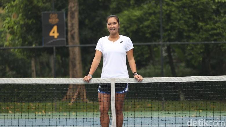 Jalani Tenis Pro, Aldila Sutjiadi Habiskan Dana Rp 500-750 Juta Setahun