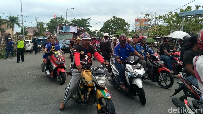Aksi May Day, Eks Buruh Freeport Minta PHK Sepihak Diusut
