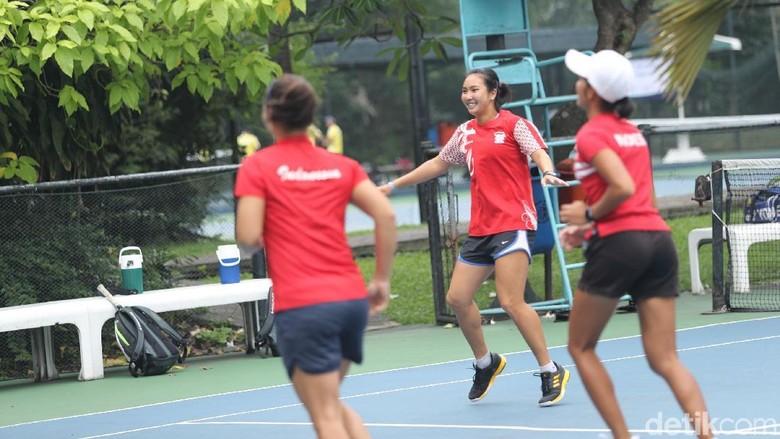 Bukan Dari Keluarga Atlet, tapi Aldila Akrab dengan Tenis Sejak Kecil