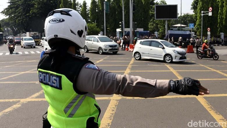 Persija Vs Mitra Kukar, Polisi Siapkan Rekayasa Lalin di Senayan