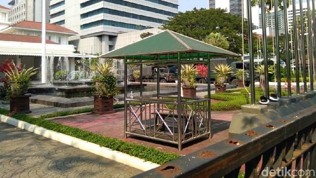 Foto:Balai Kota DKI Jakarta. (Yuni-detikcom)
