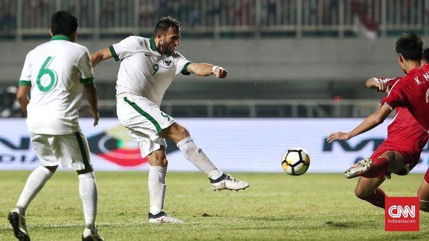 Ilija Spasojevic gagal menjawab keraguan setelah tidak mampu mencetak gol di Anniversary Cup.
