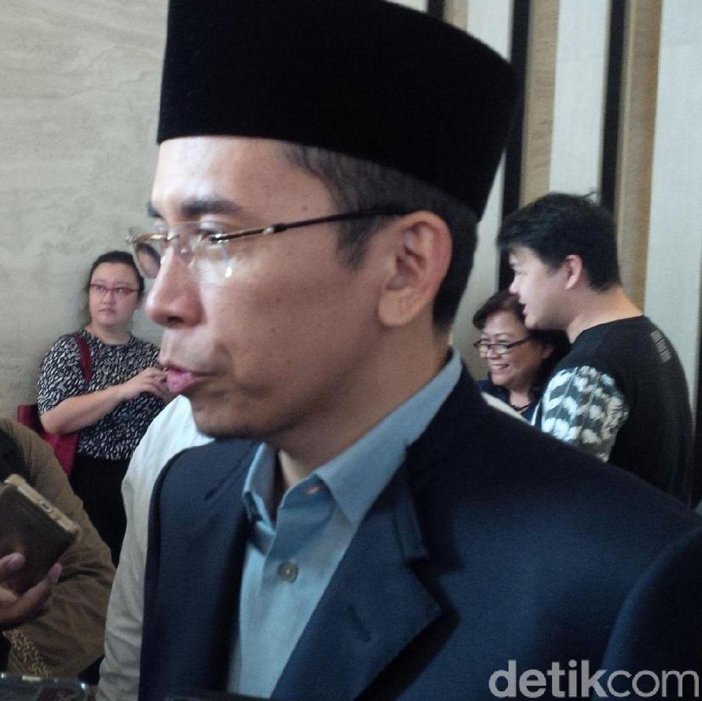 TGB Harga Mati Dukung Jokowi