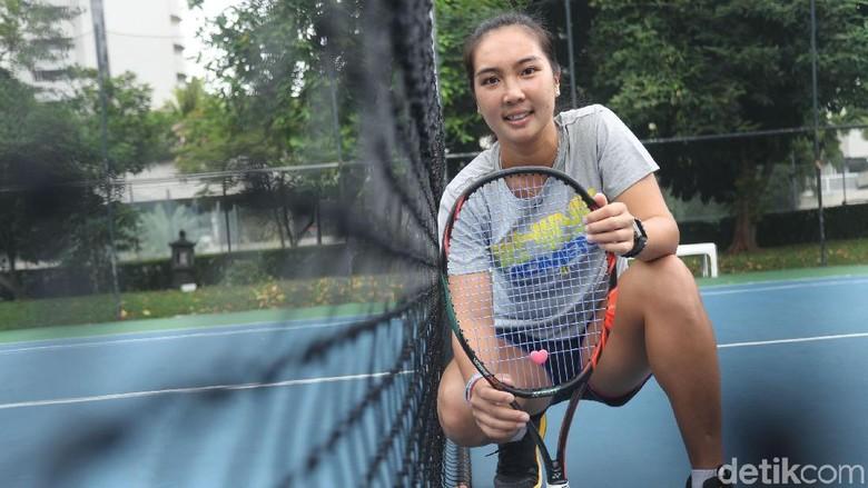 Aldila Sutjiadi Andalan Tenis Putri di Asian Games 2018