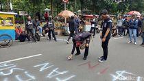 Pjs Wali Kota Bandung Minta Pelaku Vandalisme May Day Ditindak