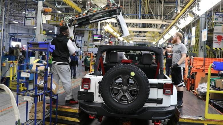 Jeep Wrangler. Foto: Pool (Autoevolution)