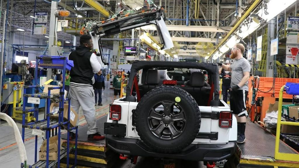SUV Sangar dari Amerika Cuma Dapat 1 Bintang saat Diuji Tabrak