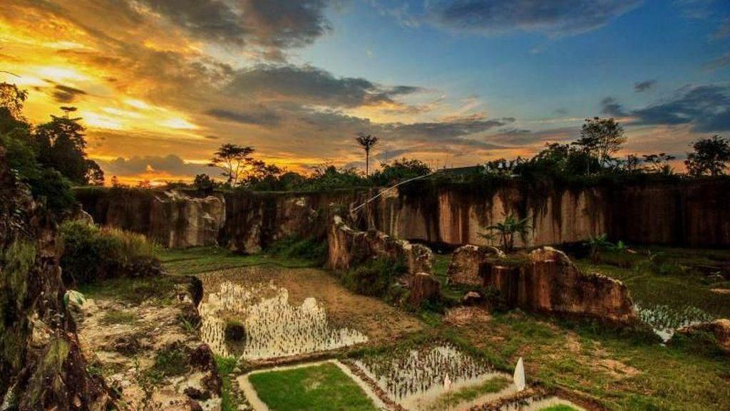 Ini Waktu Terbaik Menikmati Tebing Koja di Tangerang