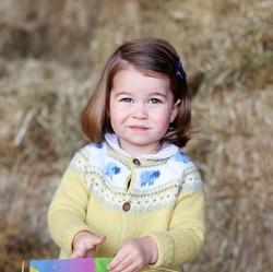 Aktivitas Favorit Putri Charlotte di Waktu Bermain