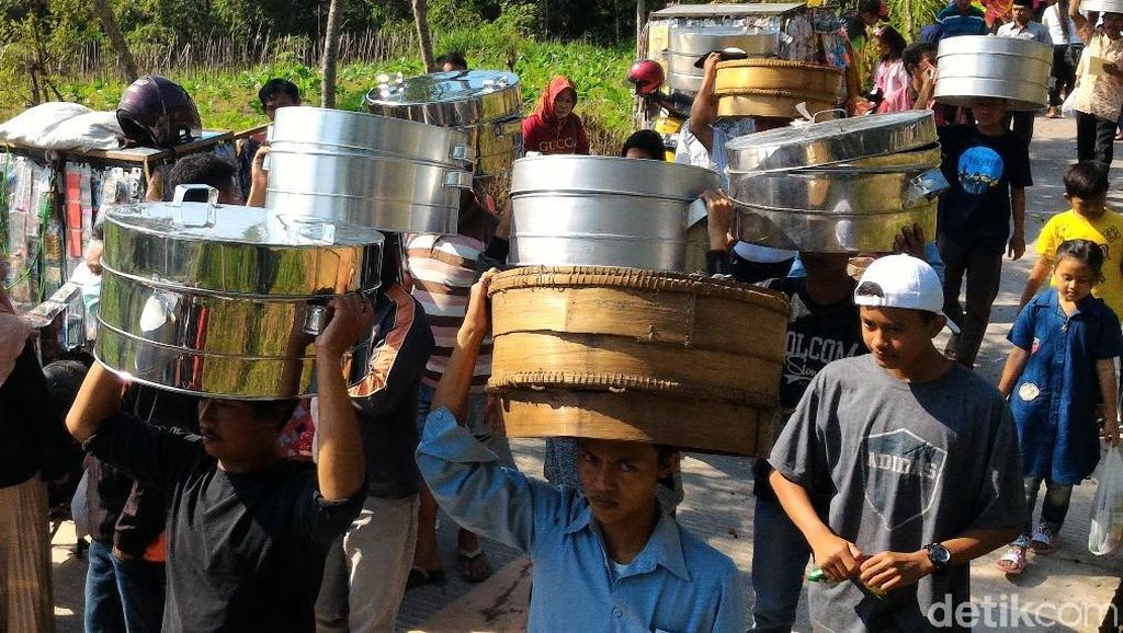 Disinggung Prabowo, Boyolali Penghasil Susu Sapi di RI