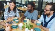 Kalau Mau Lebih Fokus, Sebelum Berdiskusi Dalam Rapat Minumlah Kopi