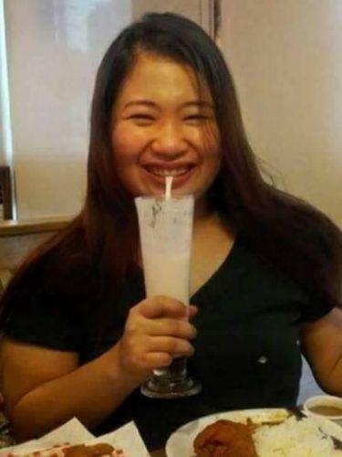 Donie Lin sewaktu gemuk