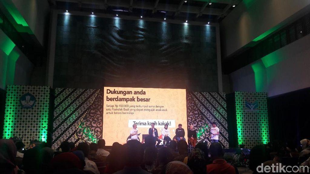 #KirimBudi, Gerakan Kirim Mimpi ke Anak Indonesia di Daerah
