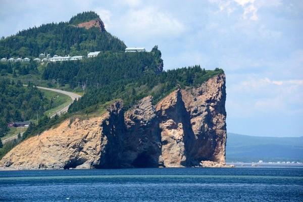 Dari Kanada, ada Geopark Perce yang punya sejarah panjang. Konon ratusan juta tahun yang lalu, geopark ini menjadi awal dari terciptanya Samudera Atlantik (dok unesco.org)