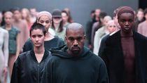 Mati-matian Dukung Trump, Kanye West Dipuji Lewat Twitter