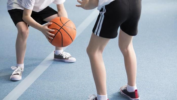 Olahraga bareng teman. Foto: Thinkstock