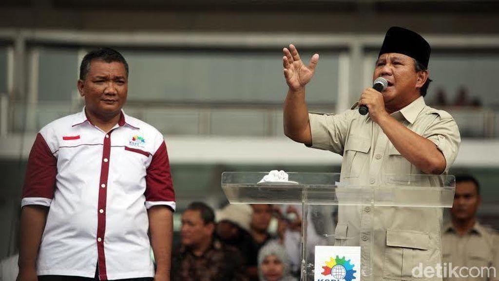 Anies-Gatot Kandidat Terkuat Cawapres Prabowo dari Nonparpol