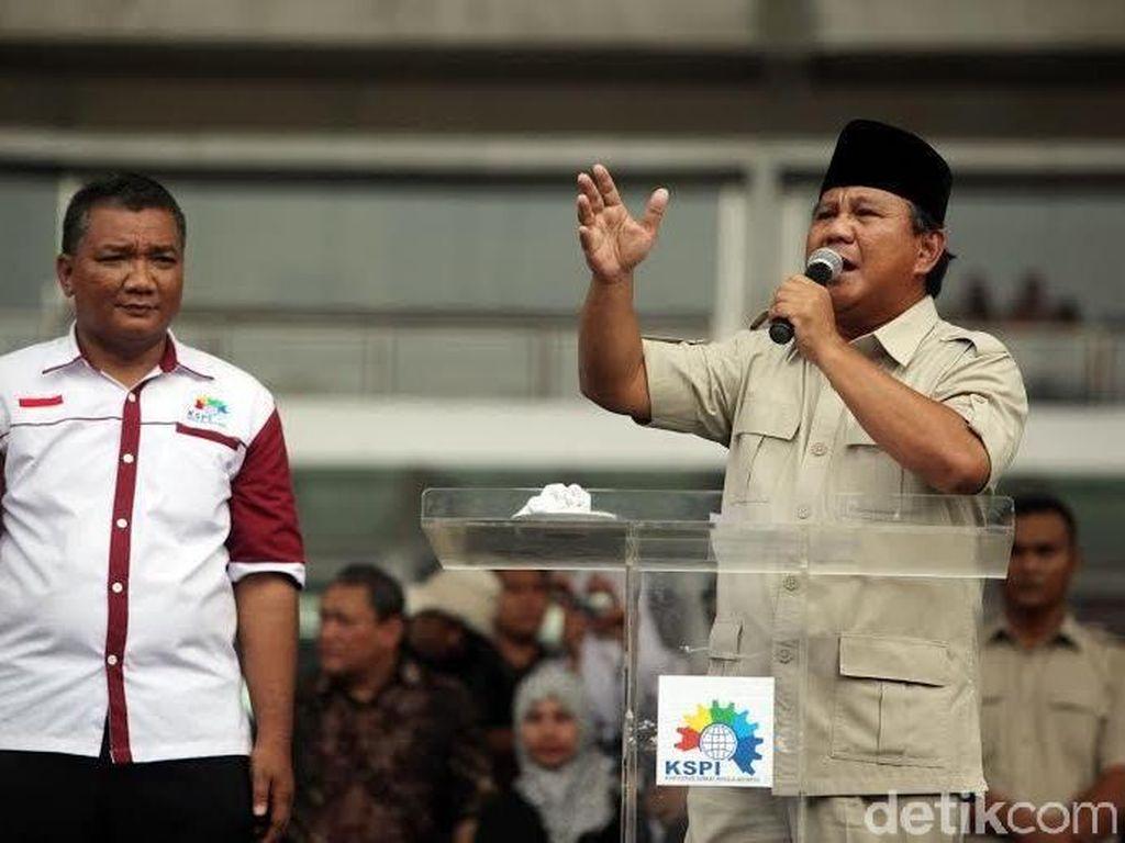 Prabowo Dekati Jokowi Setelah Deklarasi?