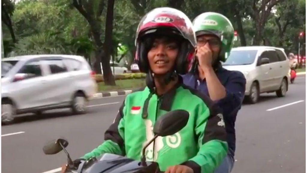 Sebulan, Driver Go-Jek Rogoh Kocek Pulsa Rp 150 Ribu