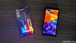 Asus Boyong Zenfone 5 dan Live L1 ke Indonesia