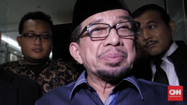Abdul Somad Dukung Prabowo-Salim Jadi Duet Maut Tentara-Ulama