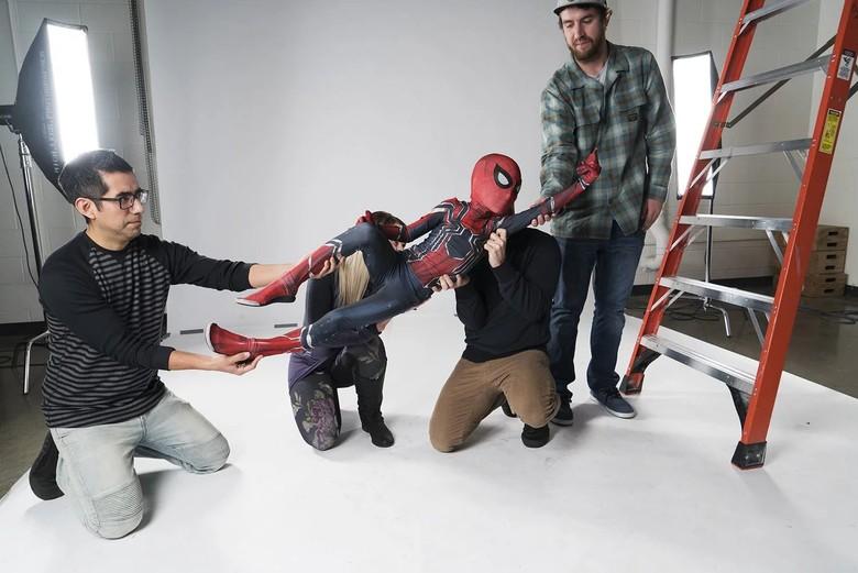 Josh Rossi mengaku menghabiskan waktu tiga bulan untuk mengerjakan proyek foto ini. Foto: Josh Rossi/Petapixel