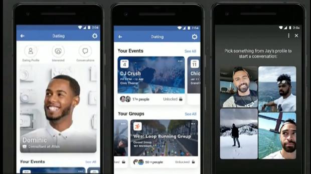 Facebook Bikin Aplikasi ala-ala Tinder