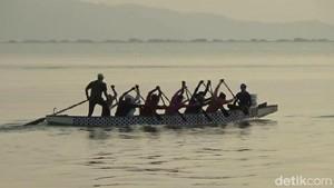 Atlet Perahu Naga Genjot Persiapan, Akan Jalani Uji Coba ke Taiwan