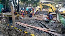 Palyja: Proyek Gorong-gorong di Pluit Milik PAM Jaya